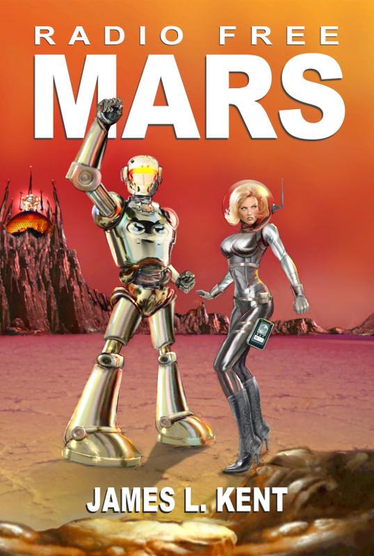 Radio Free Mars cover